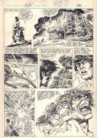 Hulk #18 p.22 - Great Bruce Banner to Hulk Transformation - 1979  Comic Art
