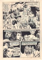 Wonder Woman #? p.3 - 1970 Comic Art