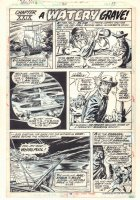 Tarzan #20 p.17 - Chapter XXIX: A Watery Grave! - 1979  Comic Art