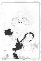 X-Men #173 Cover - Rogue vs. Gambit - 2005 Comic Art
