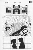 X-Men #160 p.25b Comic Art