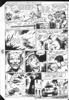 G.I. Combat #257 p.6 Haunted Tank Battle! Comic Art
