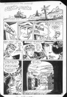 G.I. Combat #265 p.4 Haunted Tank Story Comic Art