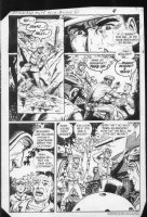 G.I. Combat #278 p. 4 Haunted Tank Story Comic Art