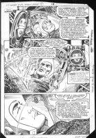 G.I. Combat #282 p.19 Sci-Fi War Story Comic Art
