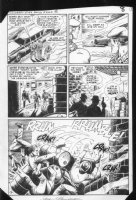 G.I. Combat #282 p.8 Mercenaries/Kidnapping Comic Art