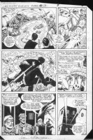 G.I. Combat #283 p.3 Mercenaries Action! Comic Art