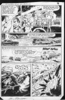G.I. Combat #283 p.6 Mercenaries/kidnapping Story Action! Comic Art