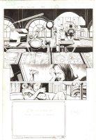 X-Men: The End #9 p.24 - Kitty Pryde End Page - 2004 Comic Art