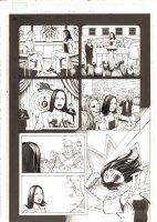 X-Men: The End #10 p.14 - Kitty Pryde Running for Mayor - 2005 Comic Art