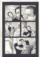 Hellblazer #259 p.13 - Kitchen Argument - 2009  Comic Art