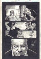 Hellblazer #260 p.1 - Gangster Terry Greaves - 2009 Comic Art
