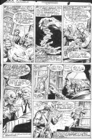 'Kidnapped' p.10 (1977) Comic Art