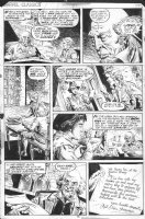 'Kidnapped' p.15 (1977) Comic Art