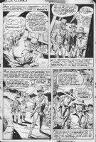 'Kidnapped' p.16 (1977) Comic Art