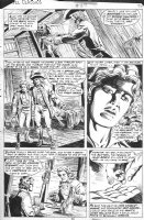 'Kidnapped' p.30 (1977) Comic Art
