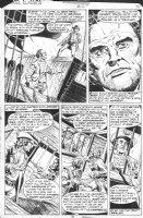 'Kidnapped' p.31 (1977) Comic Art