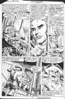 'Kidnapped' p.32 (1977) Comic Art