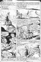 'Kidnapped' p.35 (1977) Comic Art