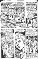 'Kidnapped' p.38 (1977) Comic Art