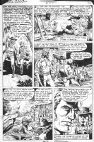 'Kidnapped' p.39 (1977) Comic Art