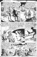 'Kidnapped' p.40 (1977) Comic Art