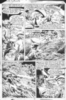 'Kidnapped' p.42 (1977) Comic Art