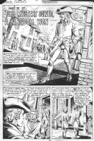 'Kidnapped' p.43 (1977) Part IV Comic Art