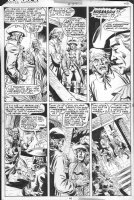 'Kidnapped' p.46 (1977) Comic Art