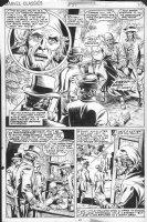'Kidnapped' p.47 (1977) Comic Art