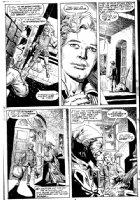 'Kidnapped' p.5 (1977) Comic Art