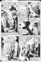 'Kidnapped' p.6 (1977) Comic Art