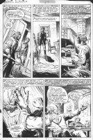 'Kidnapped' p.7 (1977) Comic Art