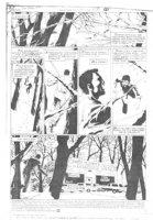 Doom Patrol #5 p.1 Bar Comic Art