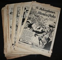 Classic Comics #27 - The Adventures of Marco Polo Complete 50 Page Story! - LA - 1946