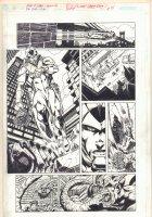 DC Holiday Special '09 #1 p.68 - Adam Strange - 2010  Comic Art