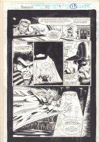 Morbius: The Living Vampire #23 p.13 - Vic Slaughter and Simon Stroud - 1994 Comic Art
