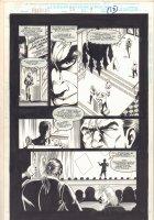 Morbius: The Living Vampire #24 p.13 - Public Speaking - 1994  Comic Art
