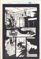 Morbius: The Living Vampire #24 p.29 - Morbius Sick - 1994  Comic Art