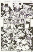 Conan The Cimmarian #14 p.12 Conan as kid vs Monster Comic Art