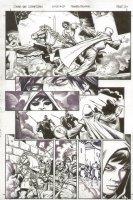 Conan The Cimmarian #17 p.20 Horseback & Creepy Babe Comic Art