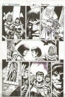 Conan The Cimmarian #17 p.08 Babe Comic Art
