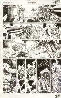Grimm Jack - Manx Cat #? p.63 vs Minx Cat Comic Art
