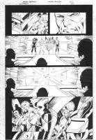 Countdown #1 p.22 - Green Lantern, Donna Troy, Lots of Heroes Comic Art