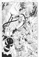 Trinity #28 p.13 - 100% Villain Splash Comic Art