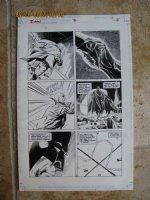 Resurrection Man #7 p.5 Comic Art