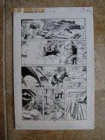 Resurrection Man #7 p.8 Comic Art