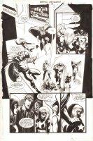 Martian Manhunter #18 p.6 - JSA App - 2000 Signed Comic Art