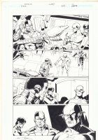 Flash #228 p.12 = Flash, Cyborg, and Nightwing - 2006 Comic Art