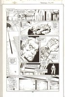Just Imagine Stan Lee With Walter Simonson Creating Sandman One-Shot p.34 - 2002 Comic Art
